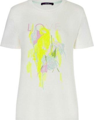 Laurèl T-Shirt mit Pailletten