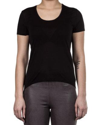 Lunar Society Damen T-Shirt MODAL SUN schwarz