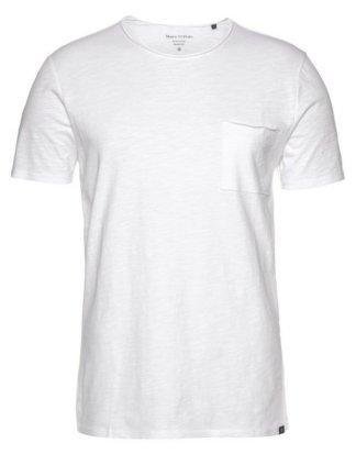 Marc O'Polo T-Shirt Melierte Strukturoptik