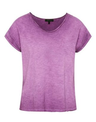 "Mavi T-Shirt ""WASHED TEE"" Farbiges T-Shirt"