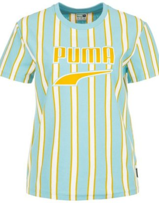 "PUMA T-Shirt ""Downtown Stripe"""