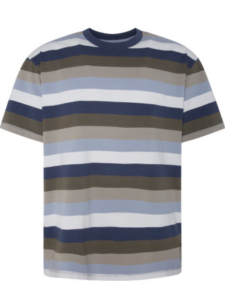 Pepe Jeans T-Shirt Brompton, Rundhals bunt