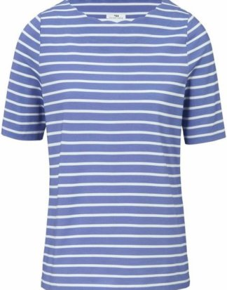 "Peter Hahn T-Shirt ""mit 1/2-Arm"" Dekorative Naht"