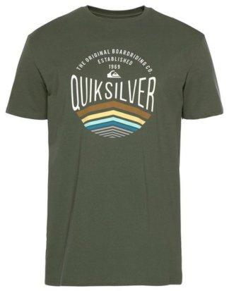 """Quiksilver T-Shirt """"SUNSET LOGO SS"""""""
