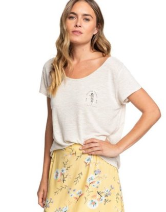 "Roxy T-Shirt ""Havana Chill A"""