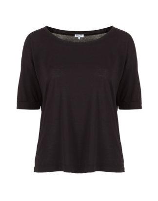 Splendid Oversized T-Shirt schwarz