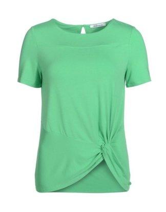 Steilmann T-Shirt mit Knotenoptik