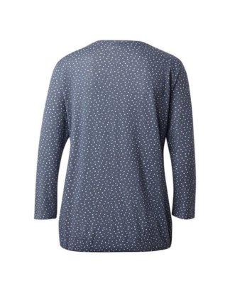 "TOM TAILOR 3/4-Arm-Shirt ""T-Shirt Bluse"""