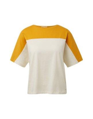 "TOM TAILOR Denim T-Shirt ""Baumwoll-T-Shirt im Boxy Fit"""
