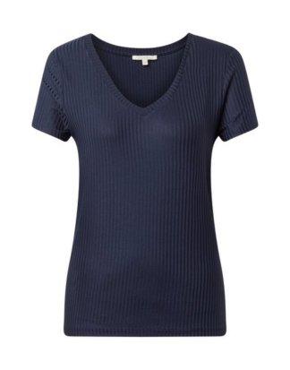 """TOM TAILOR Denim T-Shirt """"Geripptes T-Shirt"""""""