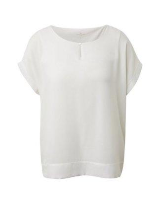 "TOM TAILOR T-Shirt ""Chiffon T-Shirt"""