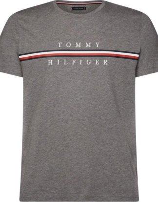 "TOMMY HILFIGER T-Shirt ""CORP SPLIT TEE"""