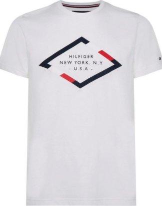 "TOMMY HILFIGER T-Shirt ""GLOBAL DIAMOND TEE"""