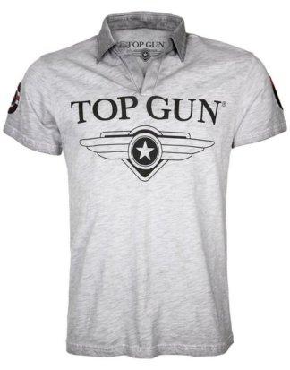 """TOP GUN T-Shirt """"Star"""" sportlicher Schnitt"""