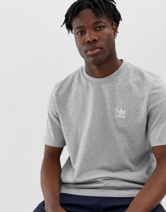 adidas Originals - Essentials DV11641 - Graues T-Shirt