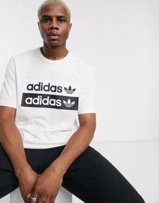 adidas Originals - RYV - T-Shirt in Weiß