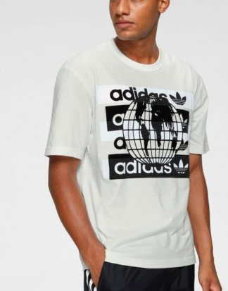 adidas Originals T-Shirt Flockprint