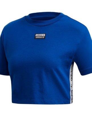 "adidas Originals T-Shirt ""Tape Cropped T-Shirt"" Ryv"