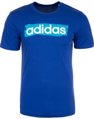 "adidas Performance Print-Shirt ""Linear Brush"""
