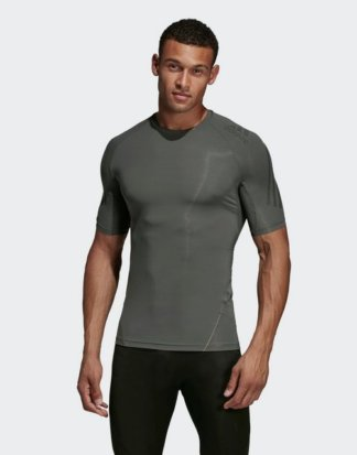 "adidas Performance T-Shirt ""Alphaskin Tech 3-Streifen T-Shirt"" AlphaSkin"