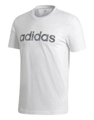 "adidas Performance T-Shirt ""Camo Linear T-Shirt"" Essentials"