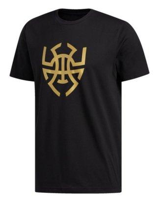 "adidas Performance T-Shirt ""Donovan Mitchell Logo T-Shirt"""