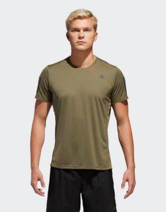 "adidas Performance T-Shirt ""Own the Run T-Shirt"" Response"