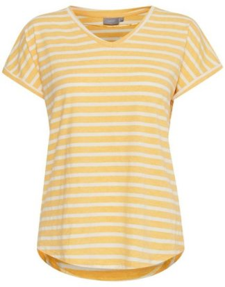 "b.young T-Shirt ""BYPAMILA VNECK TSHIRT"""