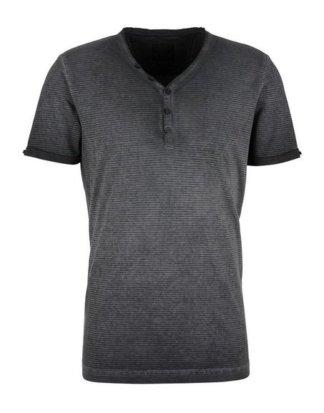 s.Oliver T-Shirt mit V-Ausschnitt