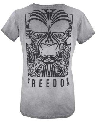 """trueprodigy T-Shirt """"Aden"""" mit großem Front- und Rückenprint"""