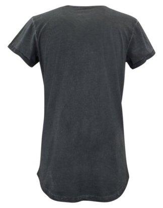 "trueprodigy T-Shirt ""Blaine"" mit Neon-Print in Vintage-Optik"